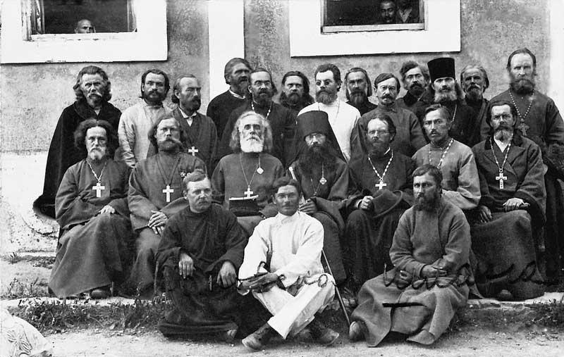 русское духовенство