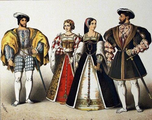 Английское дворянство в средние века.