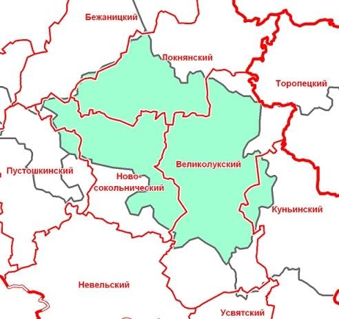 Великолукский уезд. Великолукское дворянство