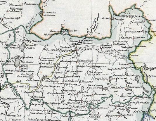 Холмский уезд. Холмское дворянство